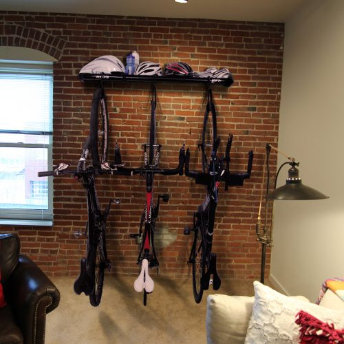 VeloGrip Loft bike rack is home decor