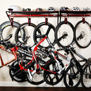Sx3 Bicycle Storage Rack ~ WHITE ~ by VELOGRIP